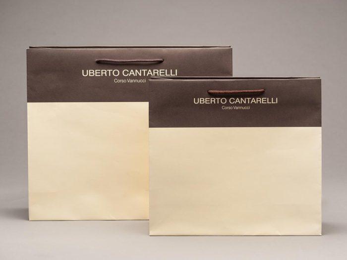 Creazione Busta personalizzata per Umberto Cantarelli