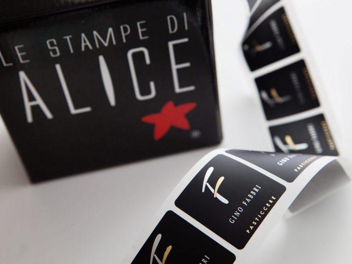 Etichette personalizzate | Gino Fabbri