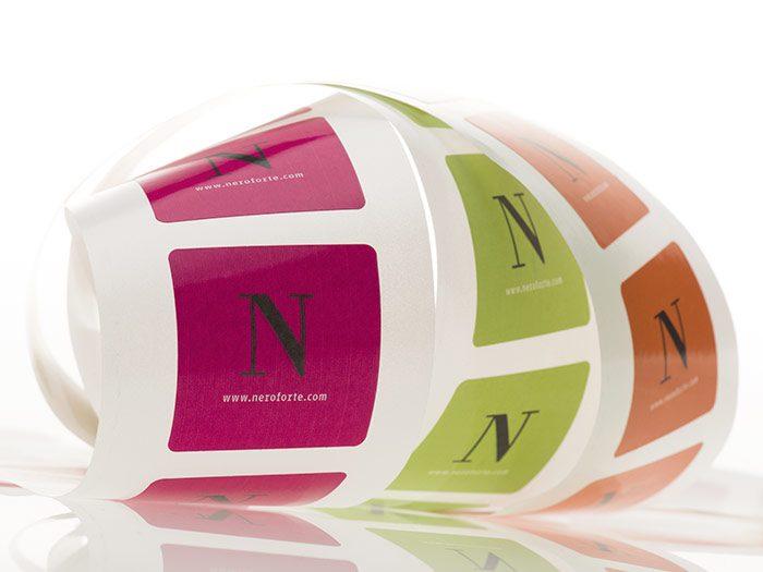 Nastro personalizzato Neroforte