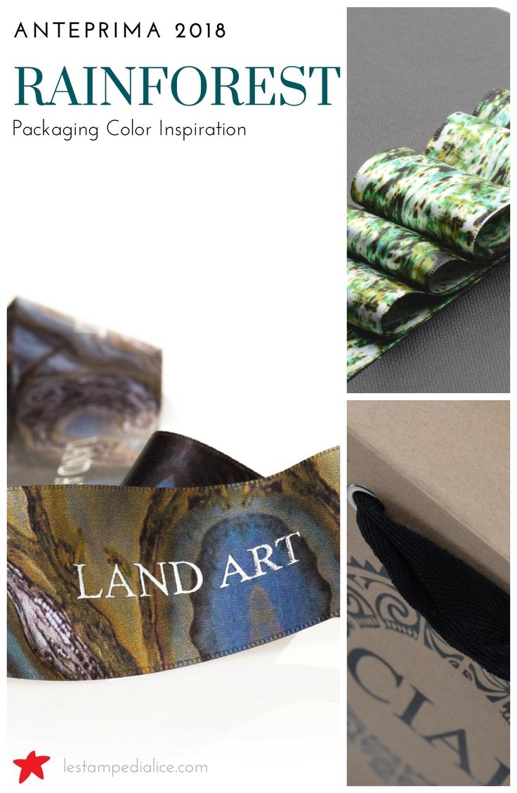 rainforest packaging mood palette