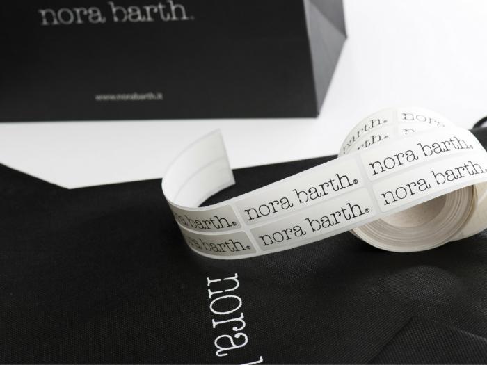 Etichette Personalizzate Nora Barth
