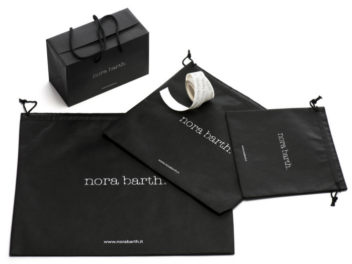 Linea Packaging Personalizzato Nora Barth